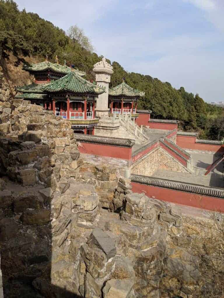 things to do in Beijing - the Summer Palace
