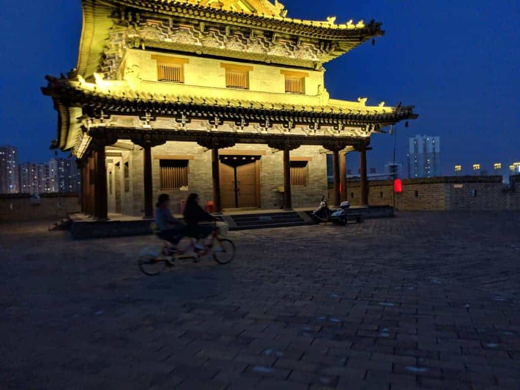 Datong City Wall