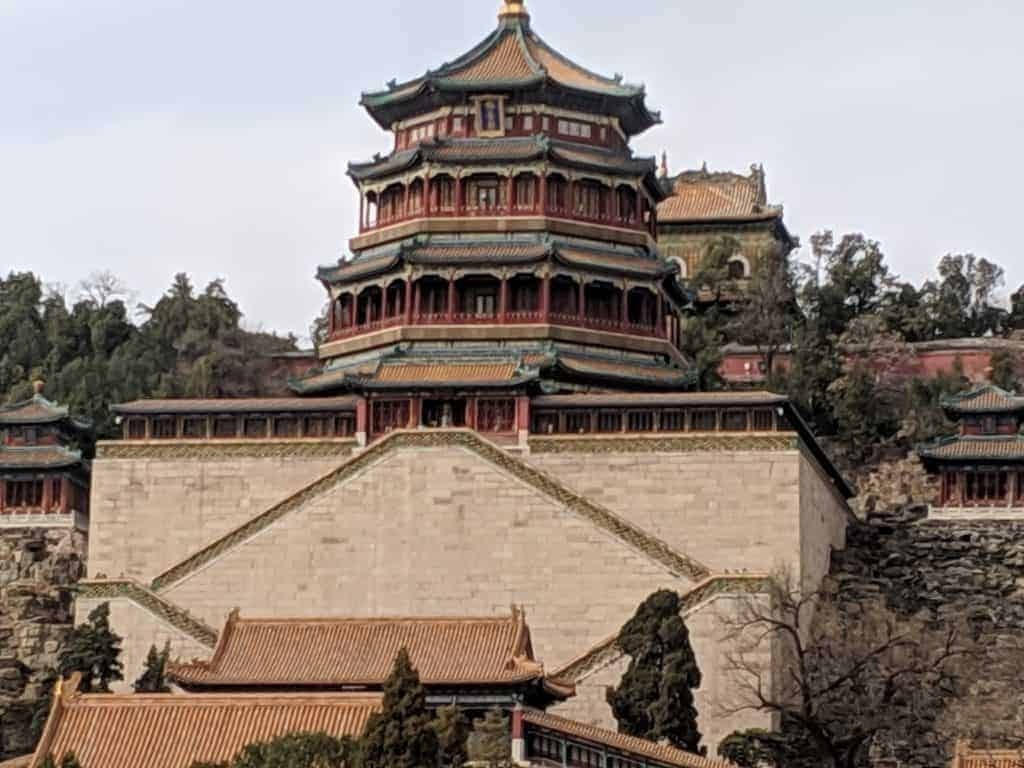 The Summer Palace things to see in Beijing