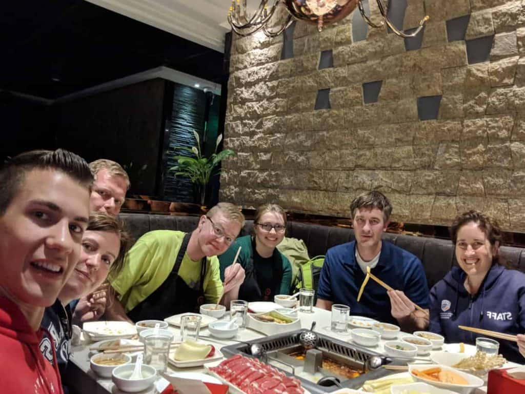 Hai Di Lao Hotpot - What to see in Beijing