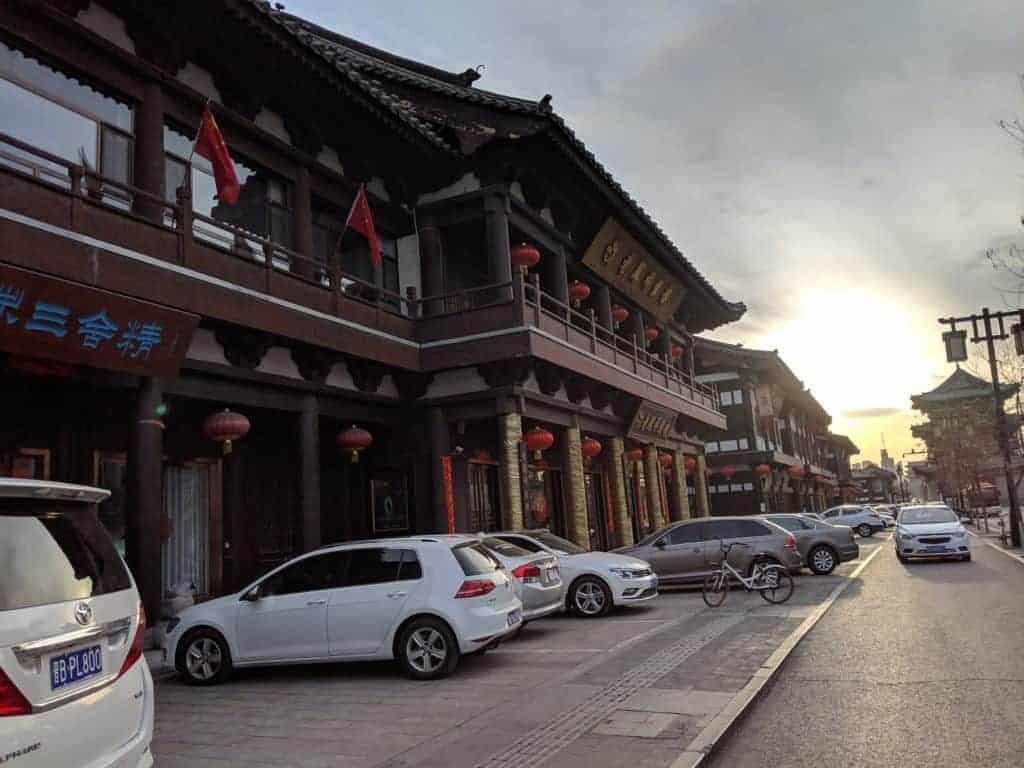 Datong China
