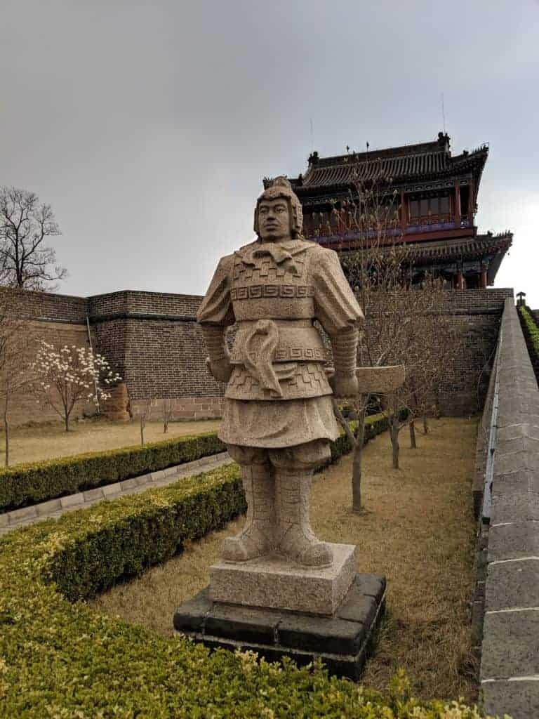 Laolongtou; Old Dragon Head; Qinhuangdao China