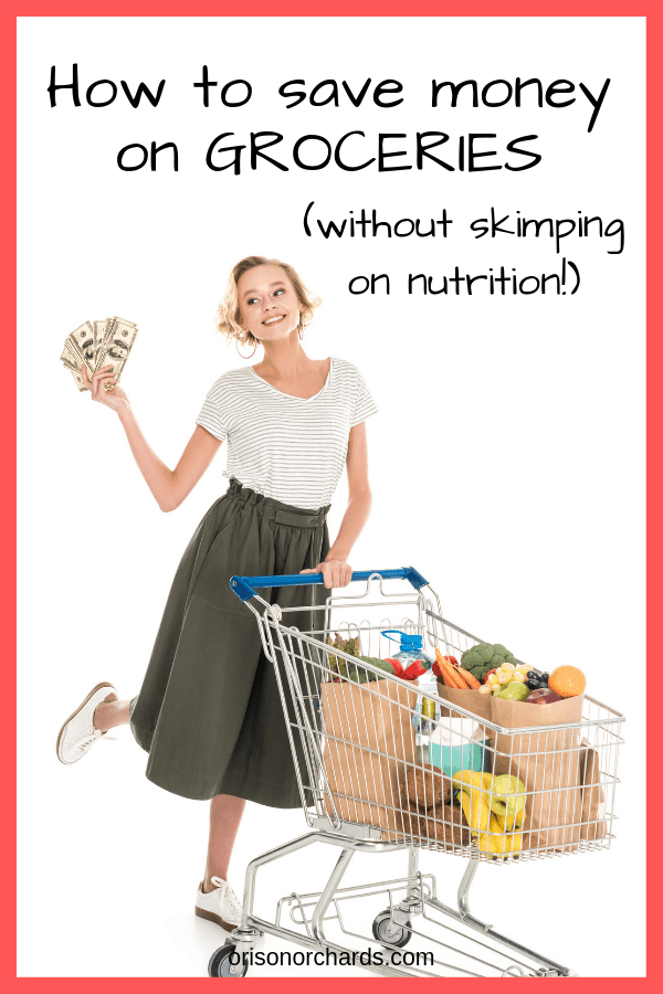 35 EASY Ways to Save Money on Groceries (without skimping on nutrition!)