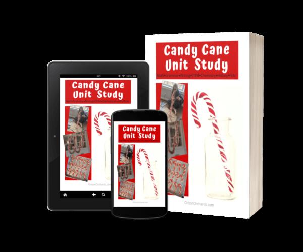 Candy Cane Unit Study