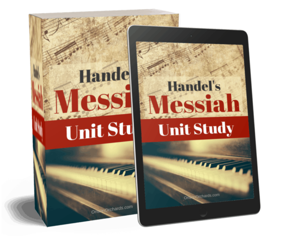 Handel's Messiah Unit Study