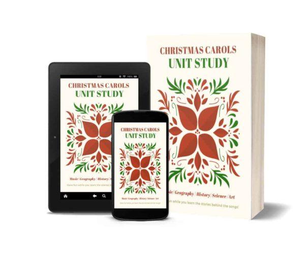 Christmas Carols Unit Study