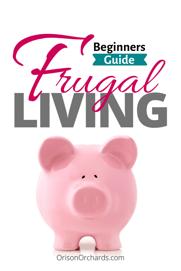 Frugal Living: A Beginners Guide