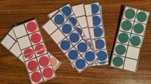 Printable Ten Frames Games