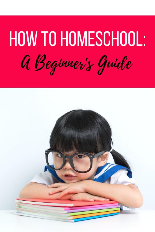 How to Homeschool: A Beginner's Guide