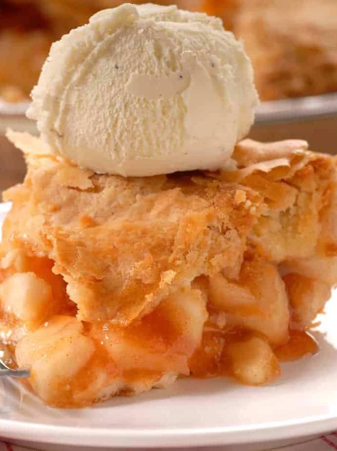Zucchini Mock Apple Pie Filling