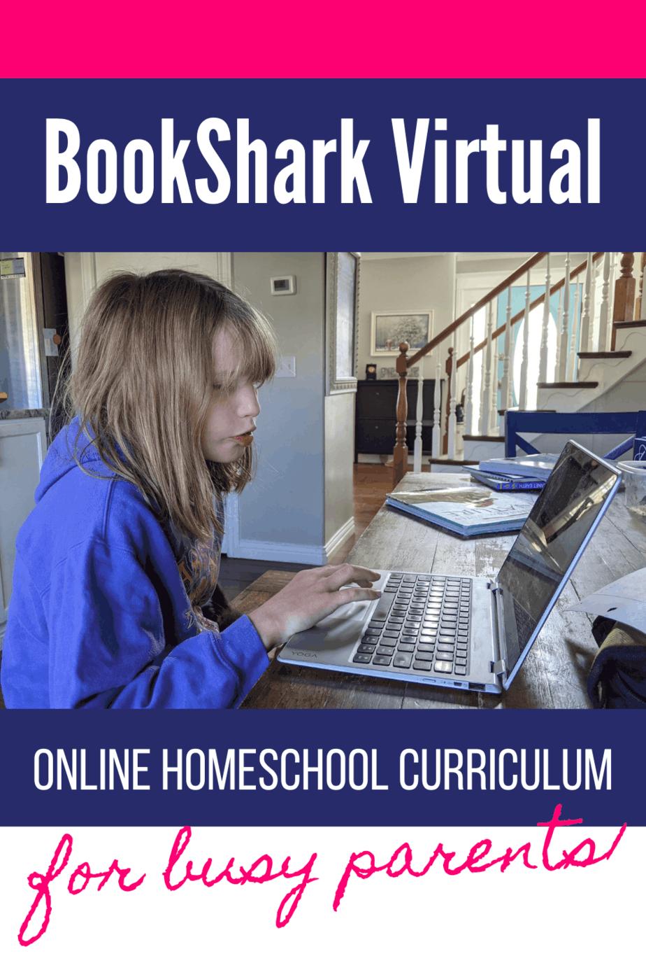 Bookshark Virtual Online Homeschool Curriculum