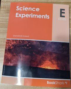 BookShark Science Homeschool Experiments